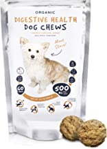 Neurogan Calming Treats for Dogs - Made in USA - Anxiety & Anti-Inflammatory Pain Relief Dog Treat - 100% Organic & Human ...