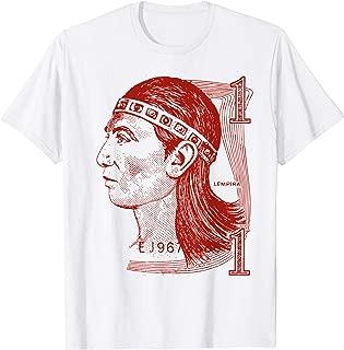 Honduras, Lempira billete T-shirt