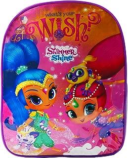"""Shimmer and Shine Backpack Official Licensed Children 28cm/11""""! Backpack"""