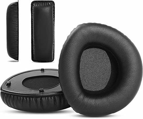 discount YDYBZB Upgraded HDR170 1 Set Ear Pads Headband Replacement Compatible with Sennheiser wholesale HDR160 outlet online sale HDR170 HDR180 RS160 RS170 RS180 Headphones outlet online sale