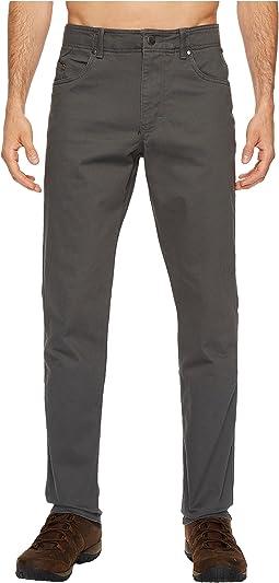 Pilot Peak Slim Fit Five-Pocket Pants