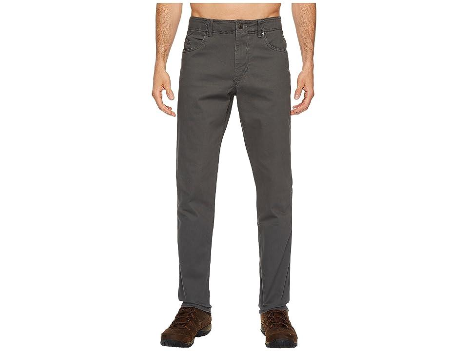 Columbia Pilot Peak Slim Fit Five-Pocket Pants (Grill) Men
