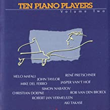 Ten Piano Players - Volume Two