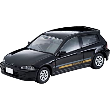 トミカリミテッドヴィンテージ ネオ 1/64 LV-N48g ホンダ シビックSi 20周年記念車 黒 完成品 311942
