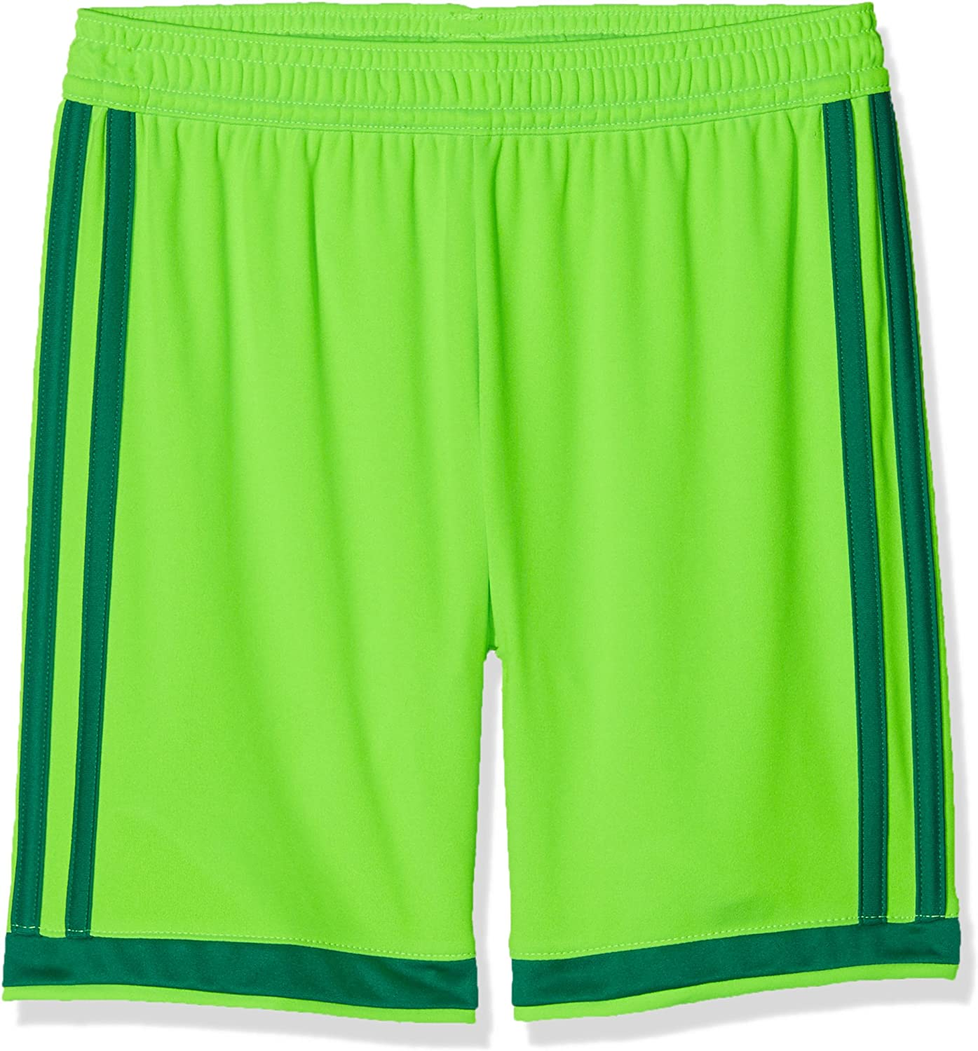 (164 (EU), solar green Bold green) - Adidas Men's Regista 18 Sho Team Pants, Men, REGISTA 18 SHO Teamhose, black