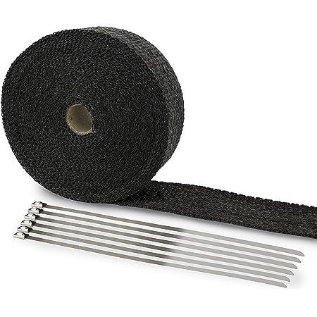 Auspuffband ungiftig Hitzeschutzband Top-Qualität