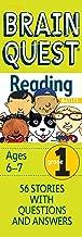 Brain Quest Grade 1 Reading (Brain Quest Decks)