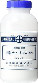 山田薬品 炭酸ナトリウム無水食添 500g