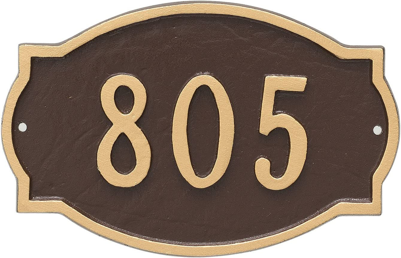 Montague Metal PCS-0054C1-W-BRG 6