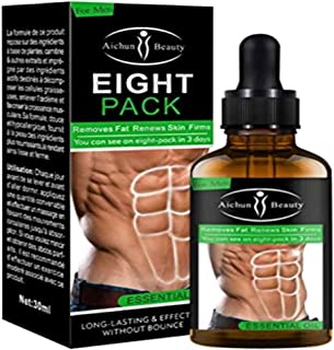 Aichun Beauty Abdominal Fat Removal Eight Pack Essential Oil 30ml