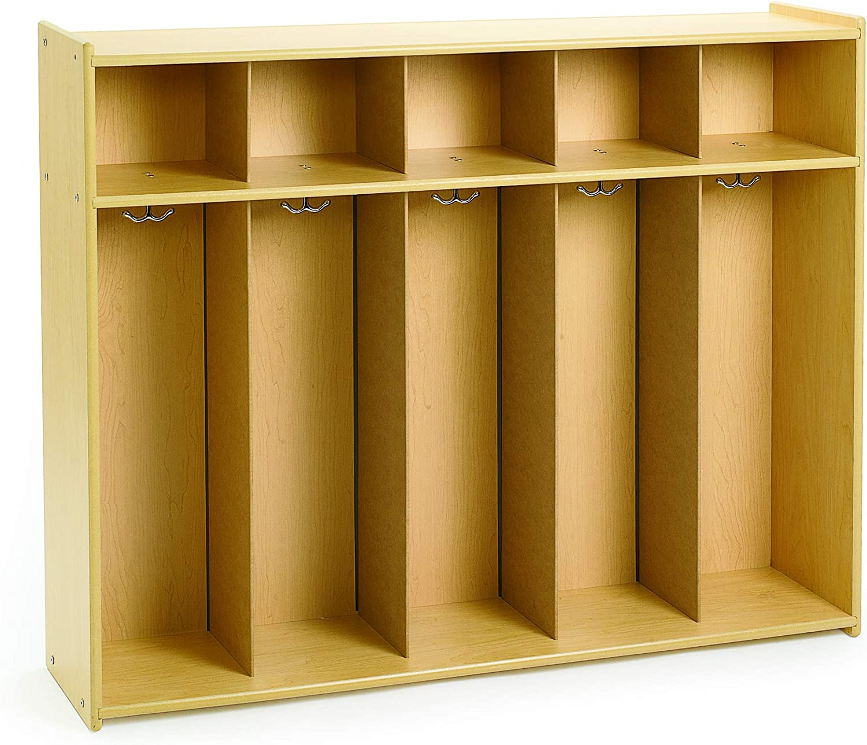 Children's Factory Angeles Value Locker 5-Section 予約 Line Toddler メーカー公式