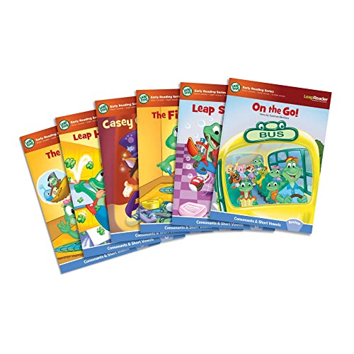 LeapFrog LeapReader Book: Learn to Read, Volume 1 (works with Tag)