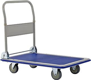 Muscle Rack FPC3623 Heavy Duty 660 lb. Capacity Folding Platform Cart, 11.02