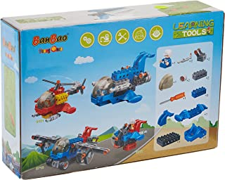 Banbao Young One Learningtool, Multi-Colour, 9716, 17 Pieces