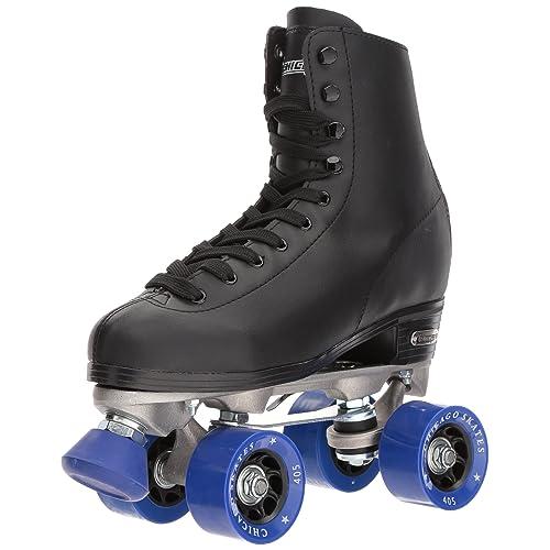 Chicago Mens Roller Rink Roller Skates -Black