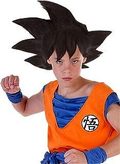 Fun Costumes Child Goku Wig