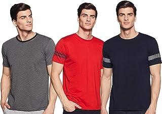 ACTIQUE Men T-Shirt(Pack of 3)