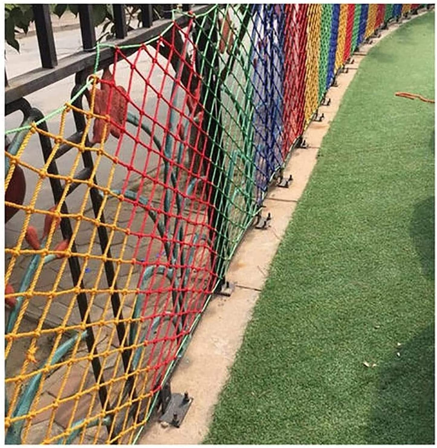 ZHED Railing Spring new work Safety Net Child Decor Protec Stair Long-awaited Fence Nylon