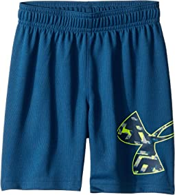 Knockout Multi Striker Shorts (Little Kids/Big Kids)