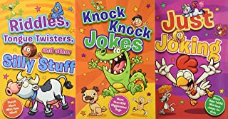 Hilarious Jokes for Kids: 3 Books packed with jokes, wisecracks, and riddles