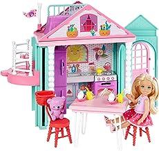 Barbie - Casita de Chelsea con accesorios - casa muñecas - (Mattel DWJ50)