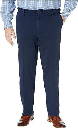 Big & Tall Classic Fit Workday Khaki Smart 360 Flex Pants D3