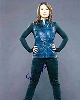 HOT SEXY MING NA SIGNED 8X10 PHOTO AUTHENTIC AUTOGRAPHS MARVELS AGENTS OF SHIELD