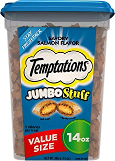 Temptations Jumbo Stuff Cat Treats