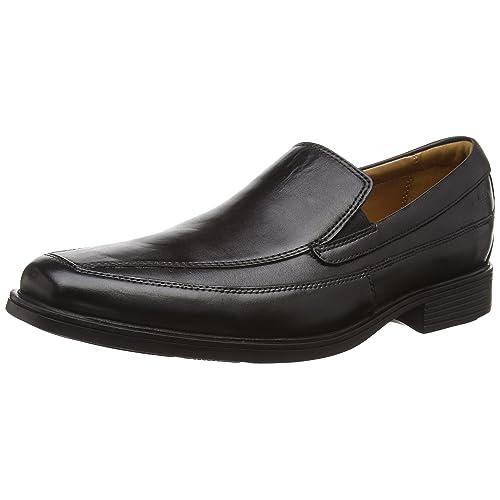 Schwarze Schuhe Herrenslipper: