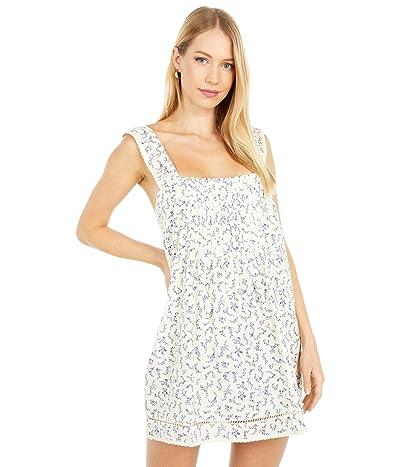 Show Me Your Mumu Odie Mini Dress (Cornflower Blues) Women