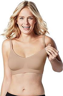 BRAVADO! DESIGNS Women's Body Silk Seamless Nursing Bra and Maternity Bra, XS - XXL