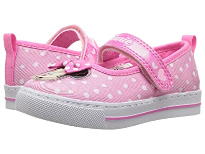 Josmo Kids Minnie Mary Jane (Toddler/Little Kid) (Pink) Girls Shoes