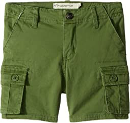 Cargo Pocket Mesa Shorts (Toddler/Little Kids/Big Kids)