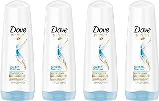 Dove Nutritive Solutions Conditioner, Oxygen Moisture, 12 Fl Oz (Pack of 4)