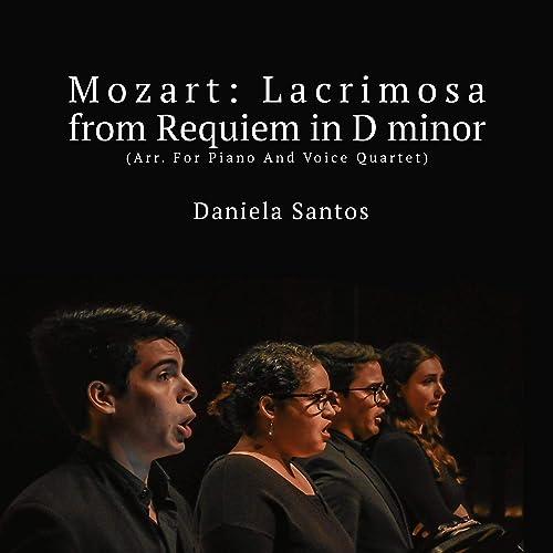 Mozart's lacrimosa by micaela haley on amazon music amazon. Com.