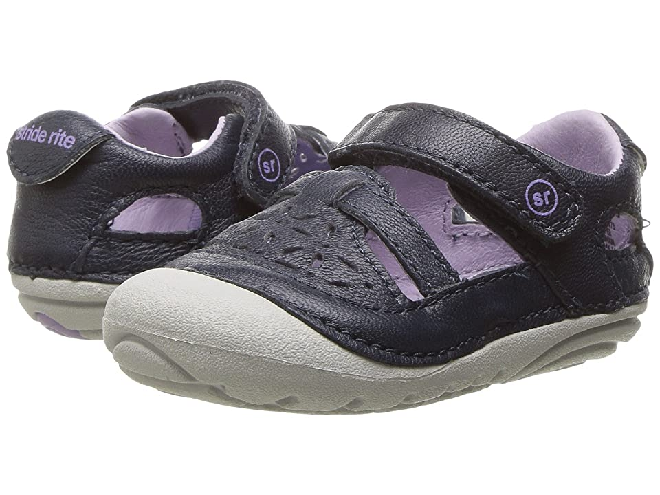 Stride Rite SM Viviana (Infant/Toddler) (Navy) Girl
