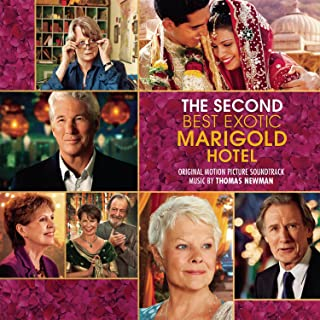 The Second Best Exotic Marigold Hotel Soundtrack
