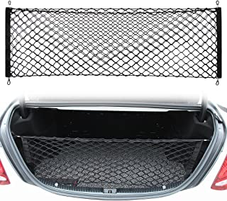 AndyGo Envelope Style Trunk Cargo Net Fit For Ford Fusion 2013 2014 2015 2016 2017 2018 2019 New
