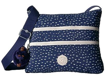 Kipling Alvar Crossbody Bag (Surreal Dot) Cross Body Handbags
