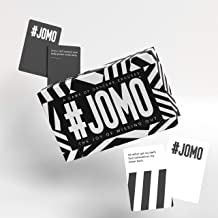 Bubblegum Stuff - #JOMO Game | Joy of Missing Out Comedy Card Game - Totally Outrageous Excuses Game | Suitable for Adults