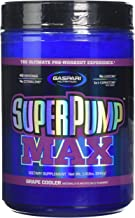 Gaspari Nutrition SuperPump MAX 640 g Grape Pre-Workout Drink Powder Estimated Price : £ 31,15