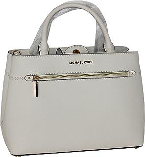 Amazon.com  Michael Kors - Whites   Top-Handle Bags   Handbags ... 3bcfad3b349d4
