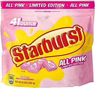Starburst All Pink Strawberry - Limited Edition - 41 Ounces