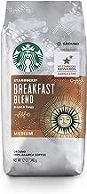 Best starbucks breakfast blend ground coffee Reviews
