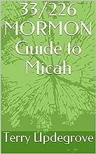 33/226 MORMON Guide to Micah