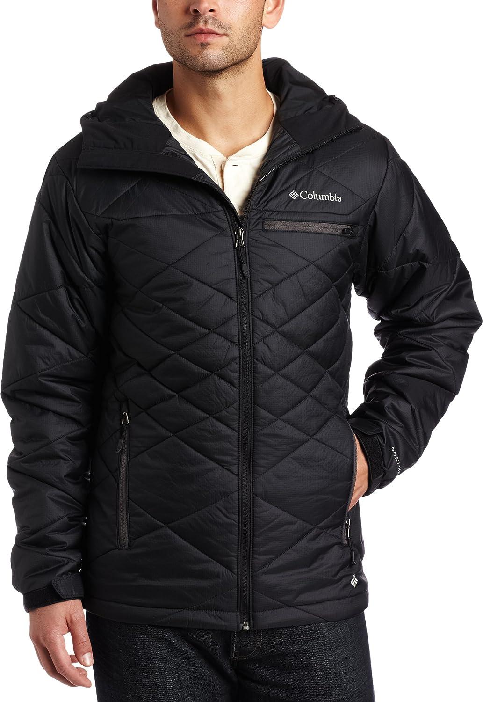 Columbia Men's Coupe De Main Hooded Jacket