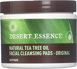 Facial Cleansing Pads - Tea Tree Oil, 50 pads 2-pack
