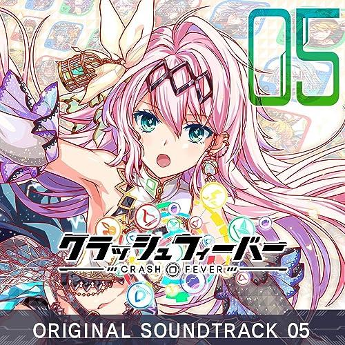 クラッシュフィーバー ORIGINAL SOUNDTRACK 5