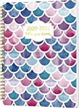 "Planner 2020-2021 - Academic Planner with Weekly & Monthly Spreads, July 2020-June 2021, 8"" x 10"", Strong Twin- Wire Binding, Check Boxes as to-Do List, Perfect for Organizing Your Busy Life"