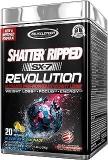 MuscleTech Shatter Ripped SX-7 Revolution - Blueberry Lemonade